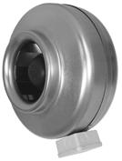 Круглый канальный вентилятор VKAP