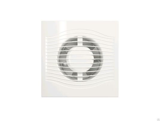 Накладной осевой вентилятор SLIM