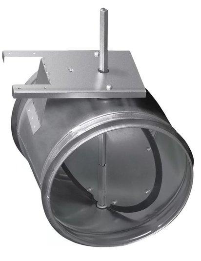 Заслонки с уплотнением (под привод) SKG-A