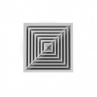 Диффузоры потолочные ДП4