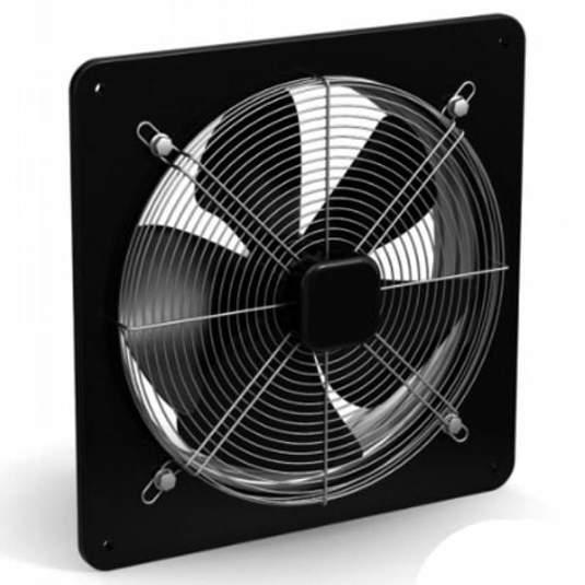 Осевые вентиляторы VO с настенной панелью серии 03