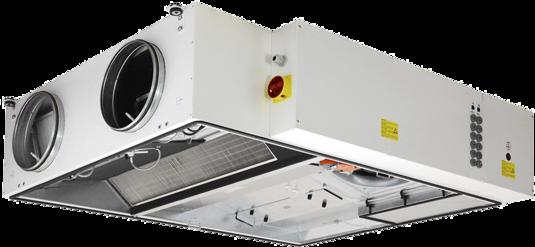Вентустановки RIS EKO 3.0 (приточно-вытяжные агрегаты)