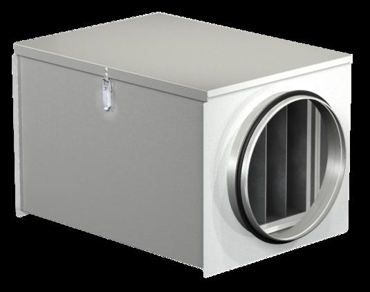 Канальный мешочный фильтр в сборе FDI + FMK (EU5)