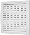 Решетки вентиляционные регулируемые (белый цвет)