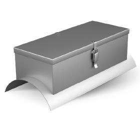 Лючки для прочистки воздуховодов ЛВ-02