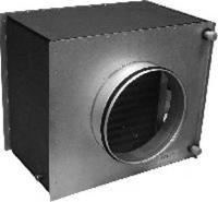 Круглые канальные фреоновые охладители AVA-DX