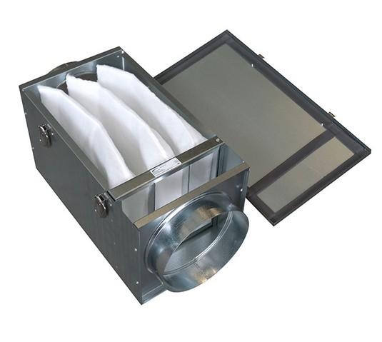 Сменные кассеты F9 FVK для круглых карманных фильтров