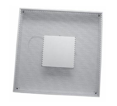 Металлические квадратные диффузоры DSA