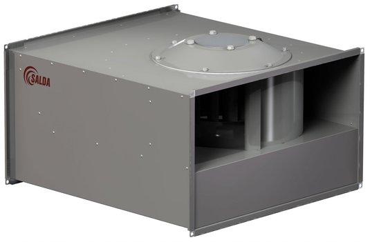 Прямоугольные канальные изолированные вентиляторы VKSA